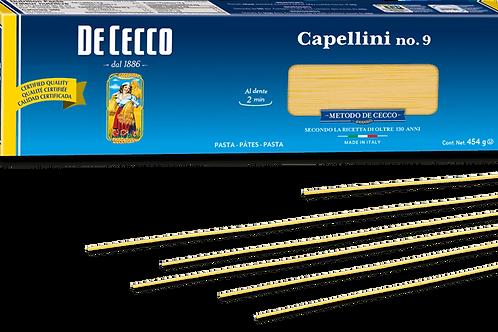Pasta DeCecco Capellini