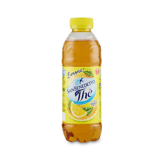 San Benedetto Lemon Tea, 16.9 oz