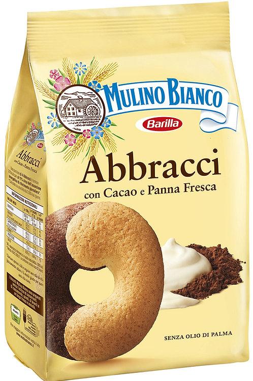Mulino Bianco Abbracci Cookies, 12.3 oz