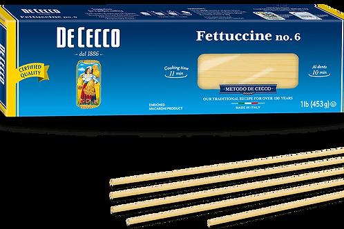 Pasta DeCecco Fettuccine