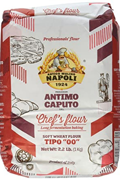 """Caputo Flour """"00"""" 1kg. (2.2lb)"""