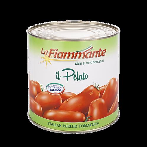 La Fiammante Peeled Tomatoes, 6.6 lbs