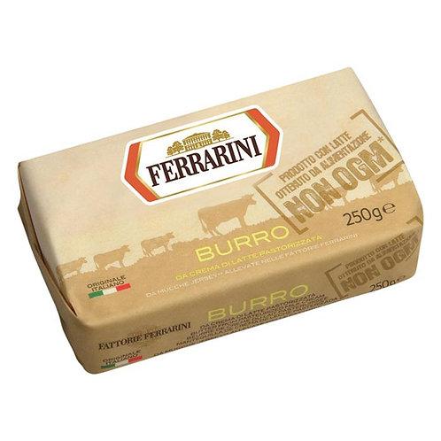 Italian Butter NO GMO 250gr