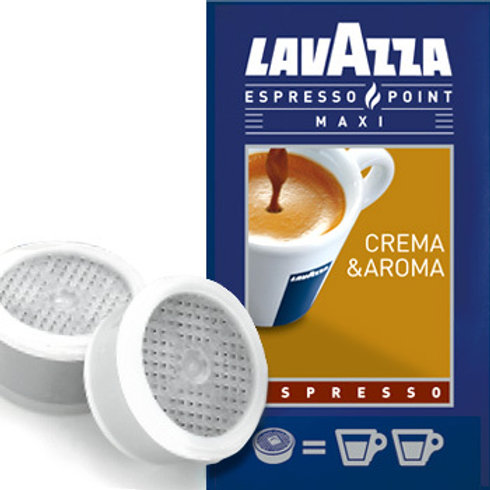 Lavazza Espresso Point Crema e Aroma - 100 Cartridges