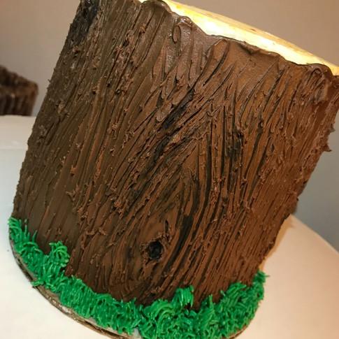 Lumberjack Smash