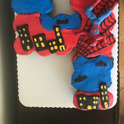 Pull-Apart Cupcakes