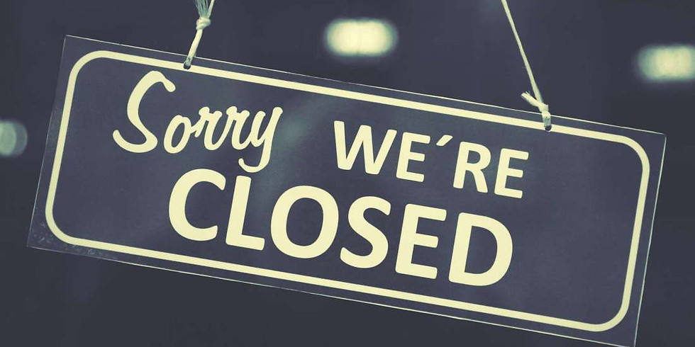 Winery Closed - 1/1/21 to 2/4/21