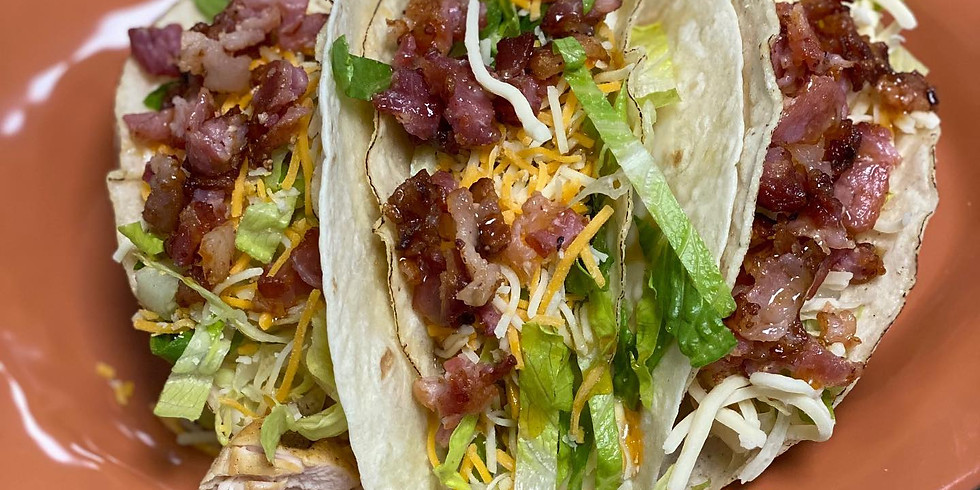 What the Taco? w/ music from Murphy/Kelch