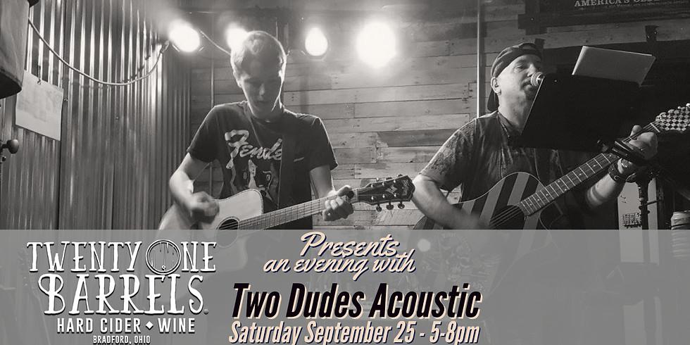 Two Dudes Acoustic