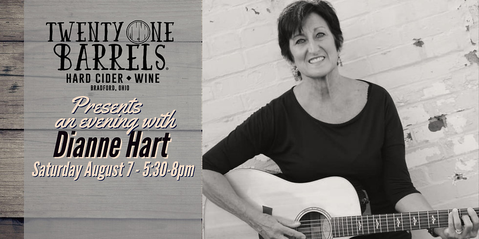 Evening of music w/ Diane Hart
