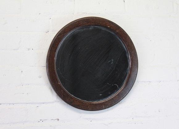 Small Circular Wall Mirror