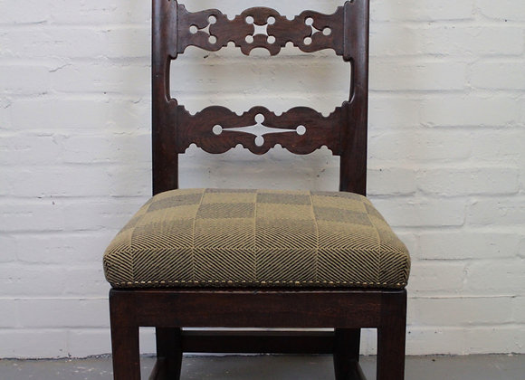 Victorian Gothic Revival Hall Chair