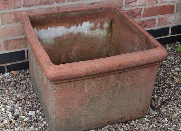 Square Terracotta Planter