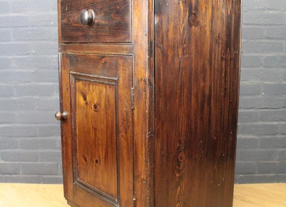 Victorian Pine Storage Cupboard