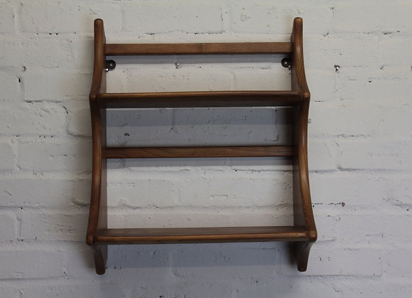 Set of Wall Shelves by Ercol