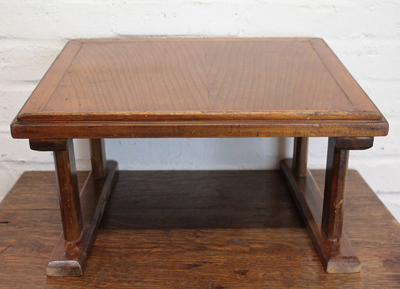Small Oak Table Top Bible Rest