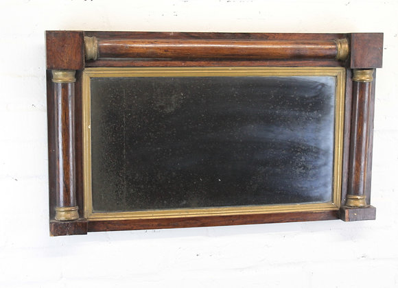 Collection of 3 Regency Over Mantle Mirrors