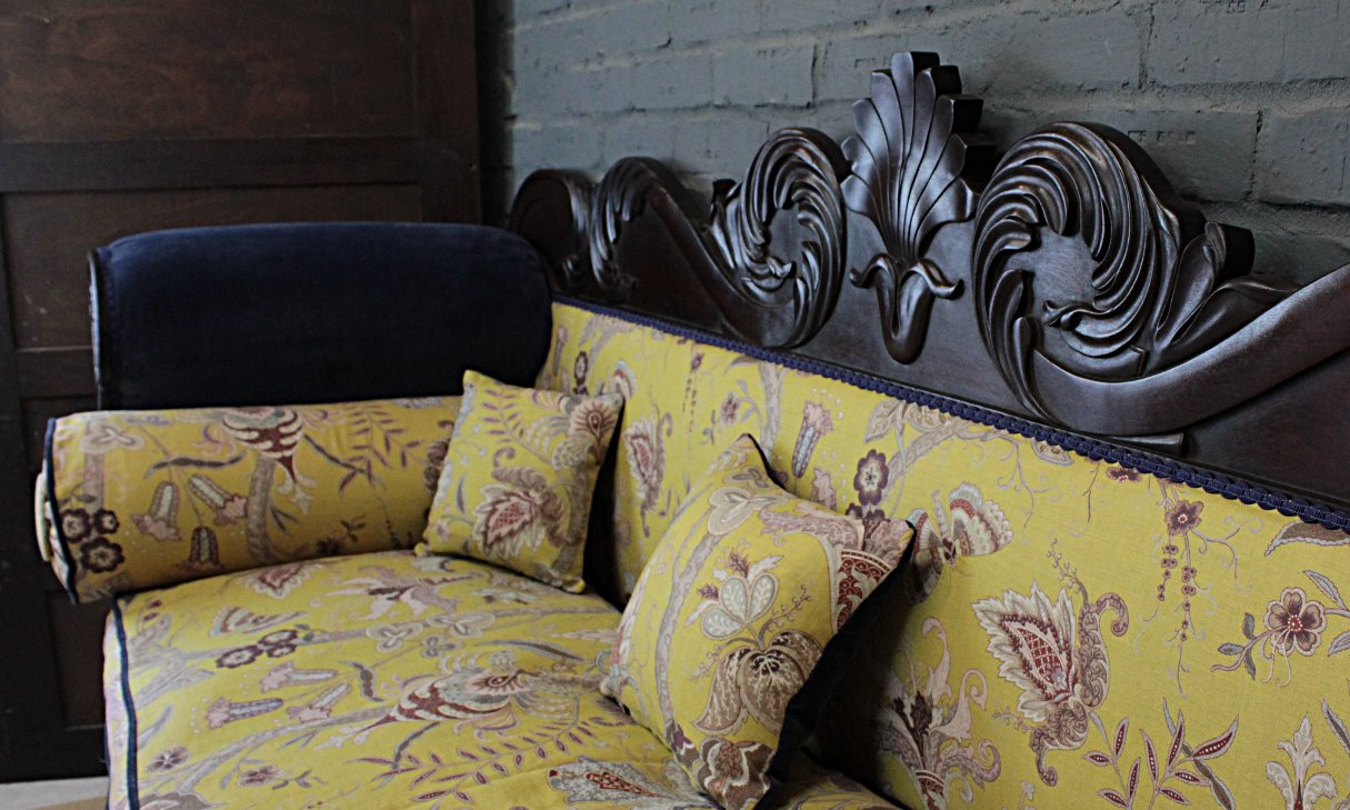 William IV Settee