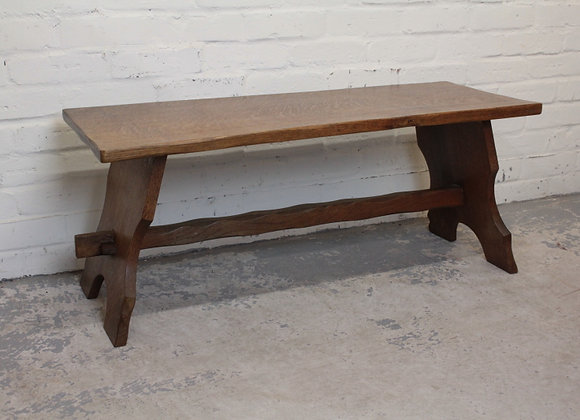 Occasional Oak Coffee Table