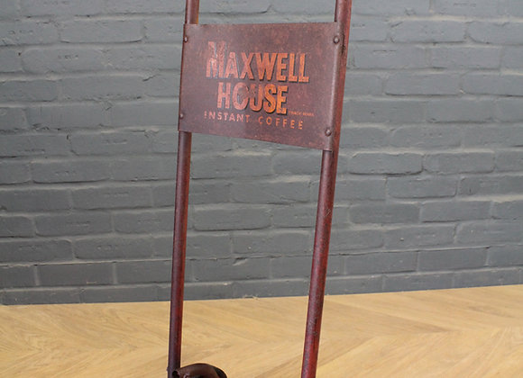 Maxwell House Coffee Sack Truck
