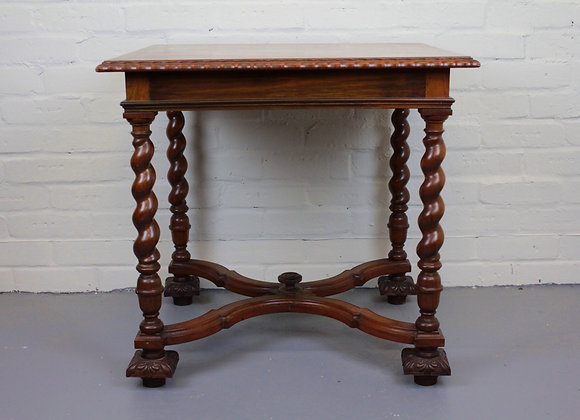 Walnut Centre Table