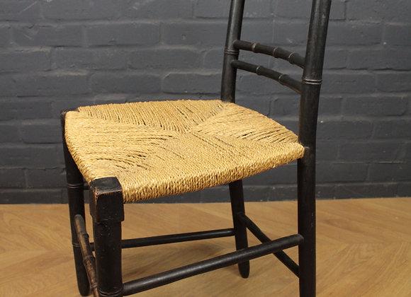 Bamboo Frame Sea Grass Chair