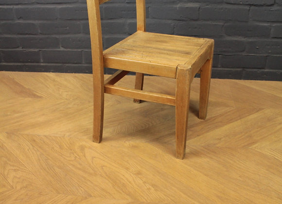 Small Childs Seat in Solid Beech