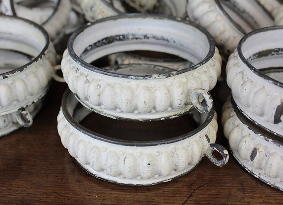 Set of Victorian Curtain Rings