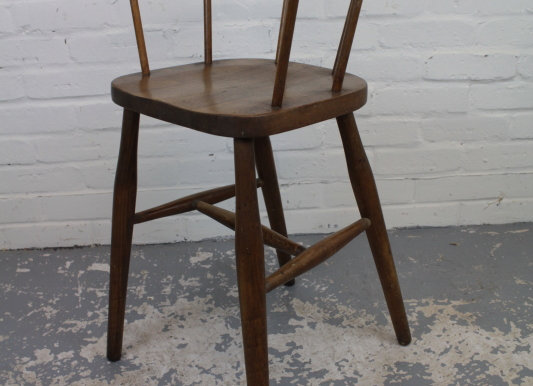 Child's High Chair Stool