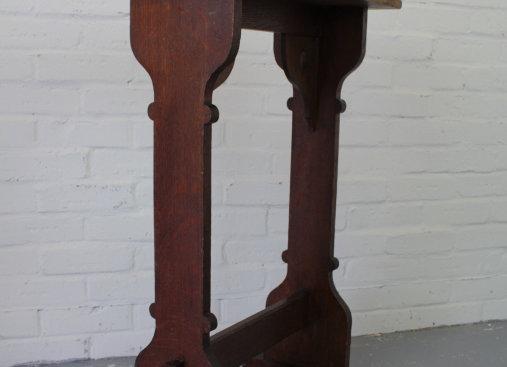 Medium Oak Lectern Bible Stand