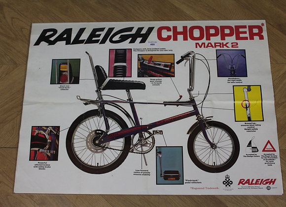 'Raleigh Chopper' Posters