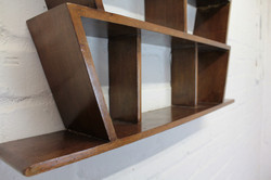 Art Deco Wall Shelf