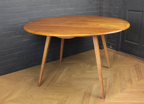 Ercol Circular Table