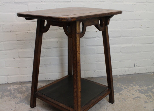 Arts and Crafts Side Table