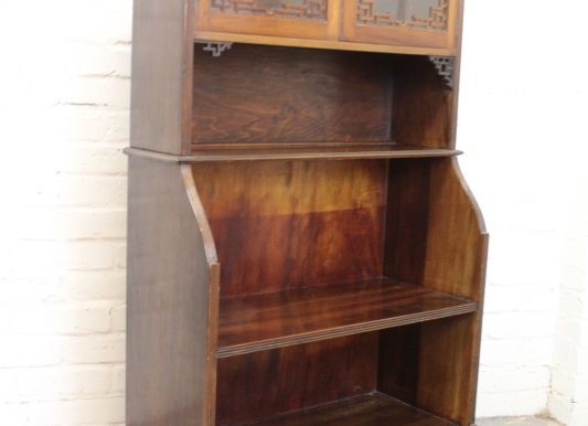 Edwardian Mahogany Bookcase C1905