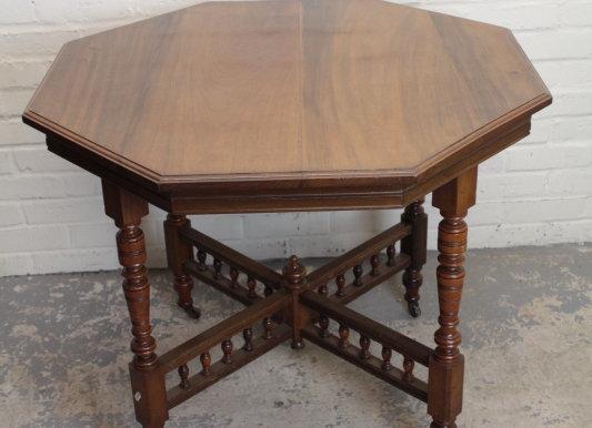 Edwardian Sherry Table