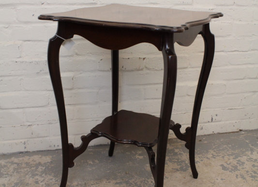 Square Shaped Occasional Table