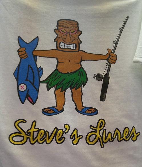 Steve's Lures Short Sleeve Shirt