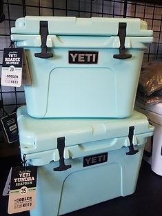 Seafoam Green Yeti