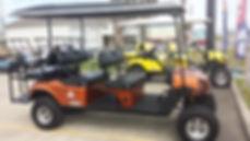 galveston golf cart rental