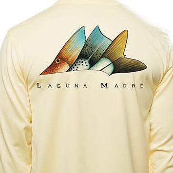 Laguna Madre Texas Slam LS Shirt