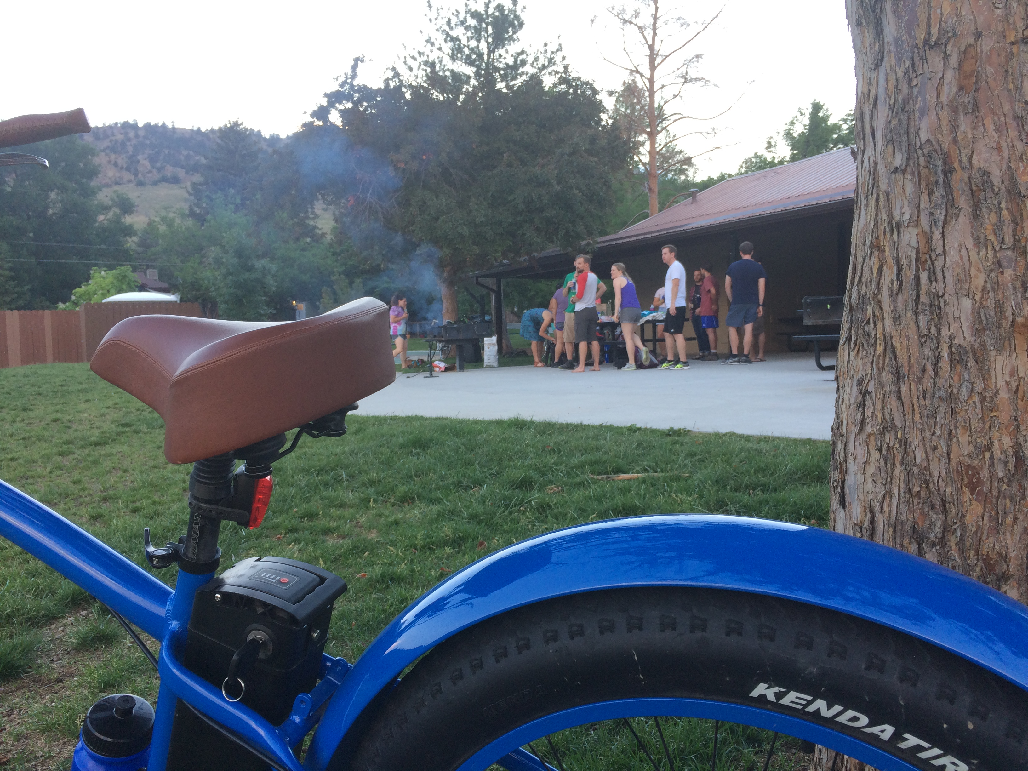 Boulder Tour Company Launch Party