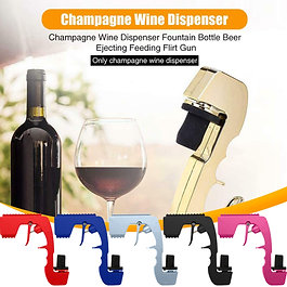 Champagne Wine Sprayer/ Stopper