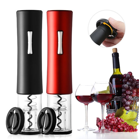 Wine Corkscrew Cordless Corkscrew Wine Opener Automatic