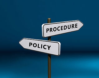 Policy and Procedure signs.jpg