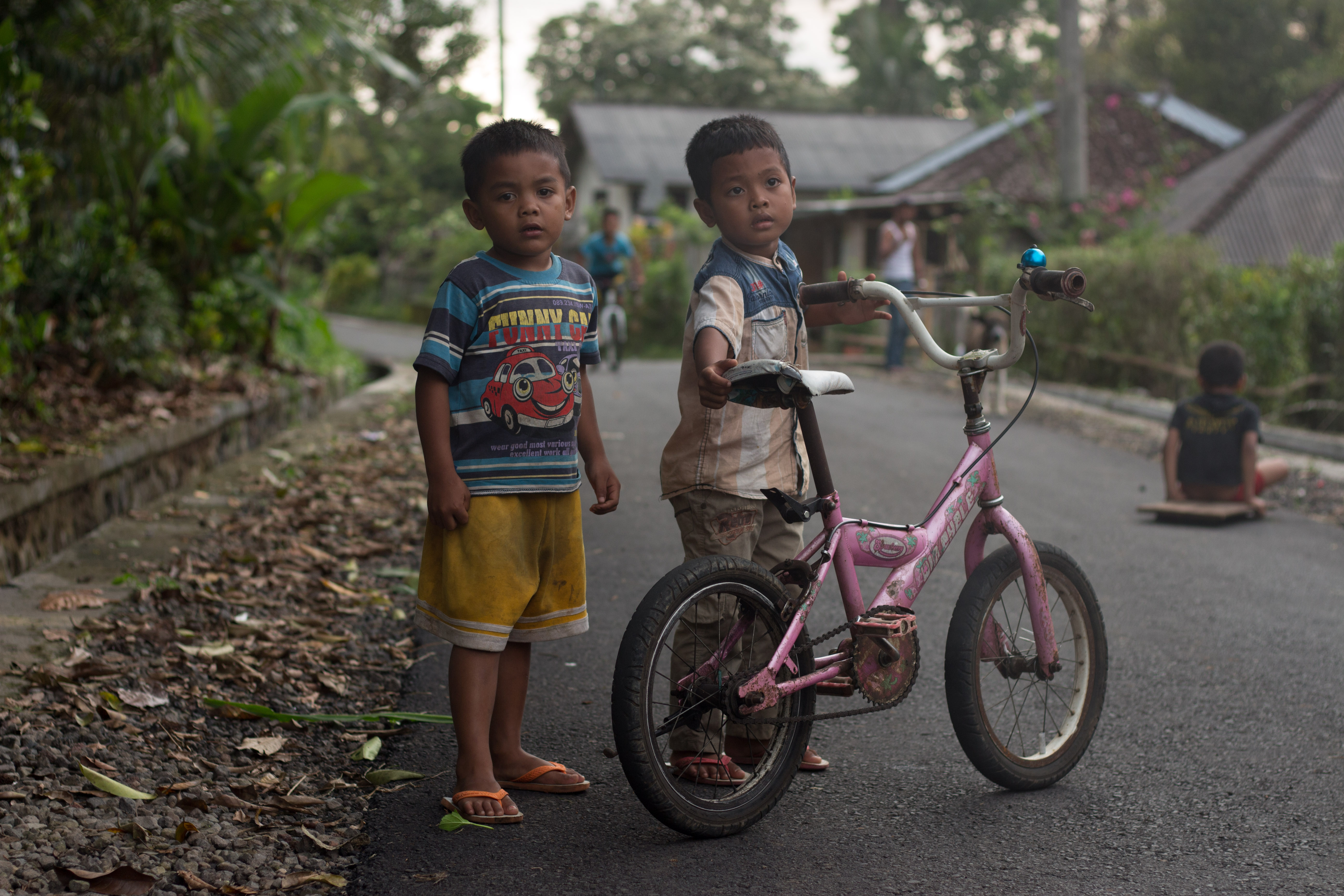 Vrijwilligerswerk indonesie yeah
