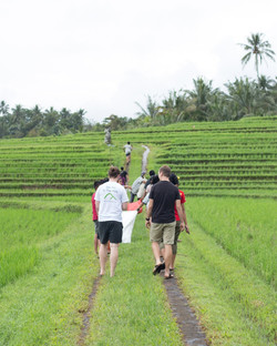 Duurzaamheid vrijwilliger indonesië