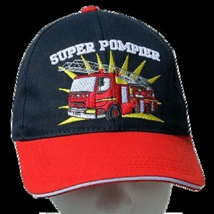 Casquette super pompier