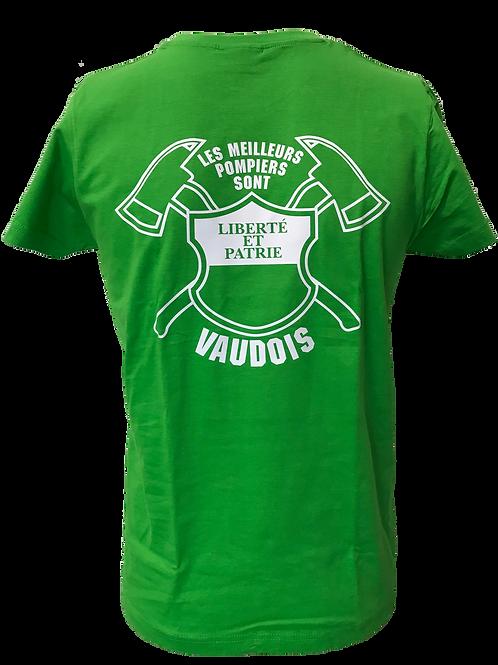 T-shirt Vaudois