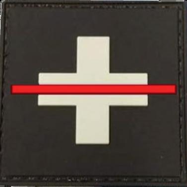 Badges Thin-Line Suisse
